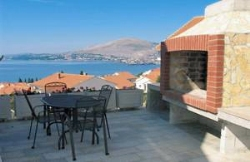 Terrace in Ciovo Trogir Croatia